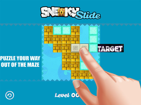 App Shopper: Sneaky slide (Games)