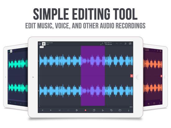 Audio Editor Tool Plus Screenshots