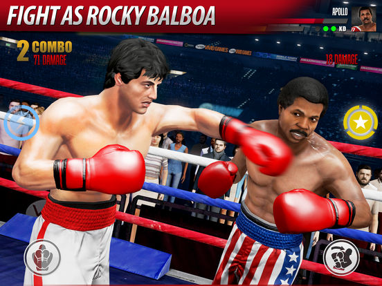 Real Boxing 2 ROCKY Screenshots