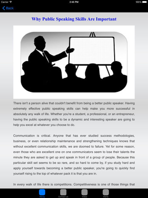 essays on why public speaking is important Public speaking is a critical, but often underdeveloped, skill among higher education professionals your ability to convey ideas with confidence and clarity is essential for articulating the importance of your research, getting buy-in for your projects and obtaining funding from sponsors.