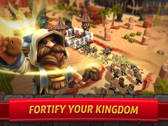 Royal Revolt 2 – Defend Your Castle screenshot