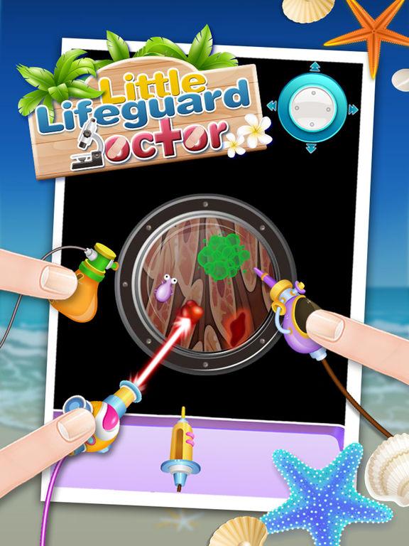 Beach rescue - casual gamesscreeshot 2