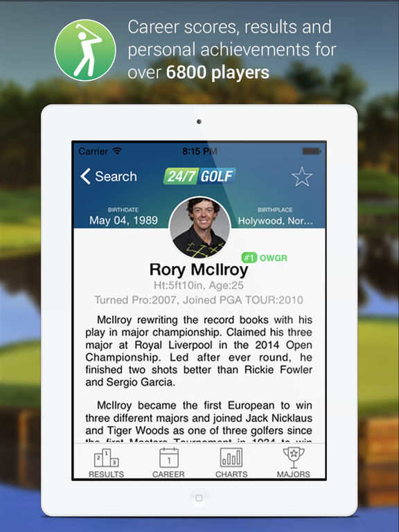 GOLF IQ Screenshots