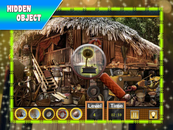 Hidden Object games - Download and play on PC