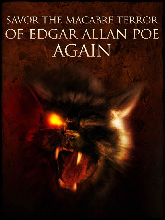 Screenshot #1 for iPoe 2 - Edgar Allan Poe Immersive Stories
