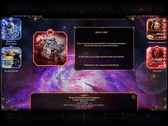 Talisman: Horus Heresy Screenshots