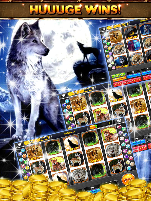 wild wolf slot casino games