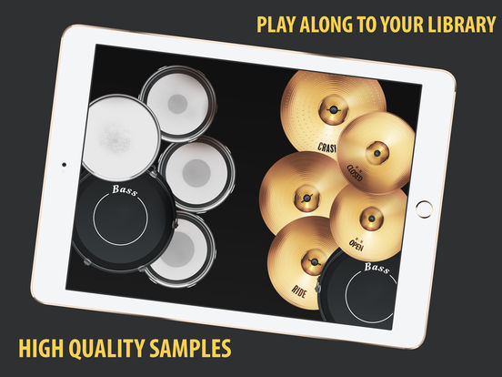 Drums Micro Edition iPad Screenshot 2