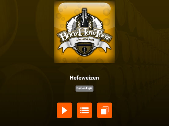 Hefeweizen 101 iPad Screenshot 1