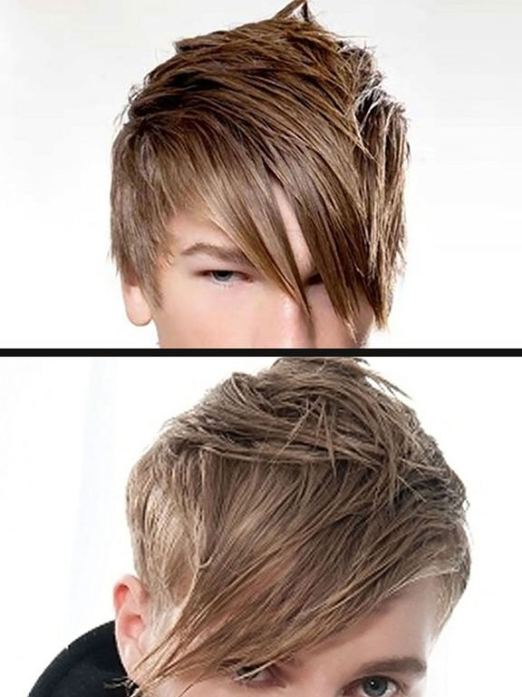 HD wallpapers hairstyle app boy