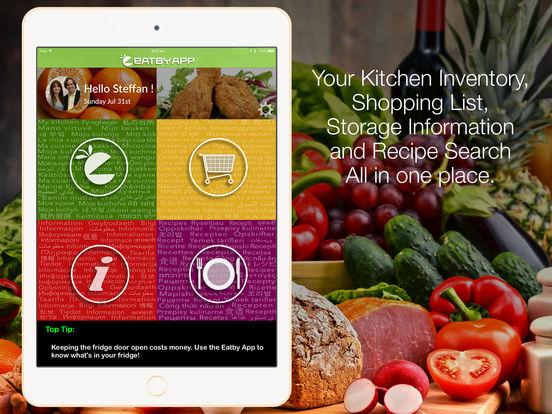 EatBy App on the App Store