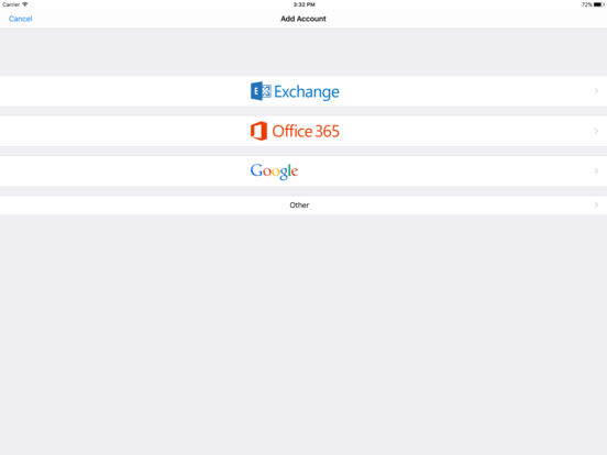 TaskTask HD (Exchange Tasks) iPad Screenshot 3