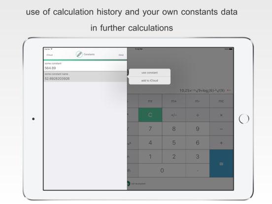 Калькулятор S - бесплатный инженерный калькулятор Скриншоты9