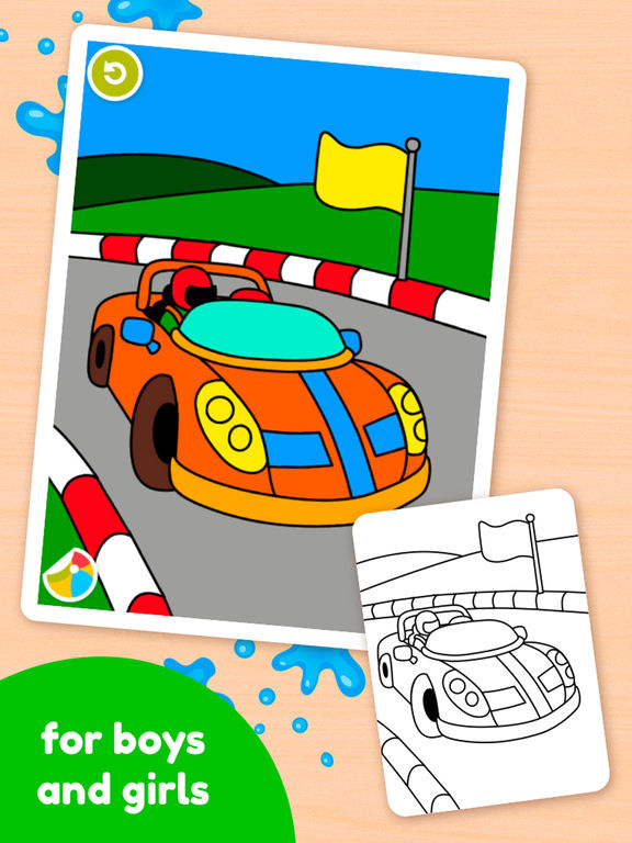 Doodle Coloring Book - Color & Draw (No Ads)screeshot 5