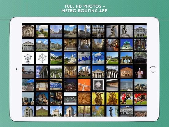 Brussels Travel Guide iPad Screenshot 5