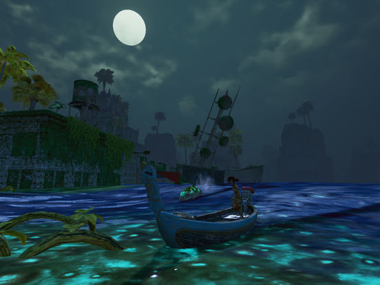 Submerged: Miku and the Sunken City Screenshots