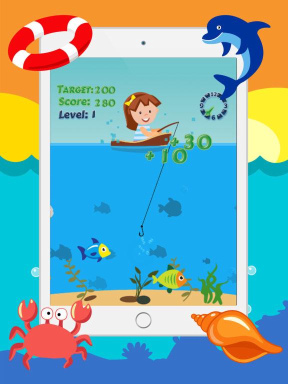 App shopper girl fishing toddler games free for for Fishing games for girls