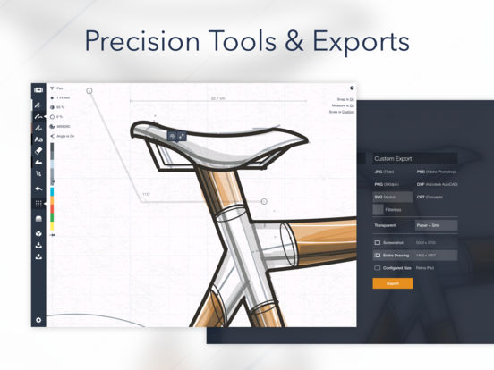 Concepts: Sketch, Design, Illustrate & Architect screenshot