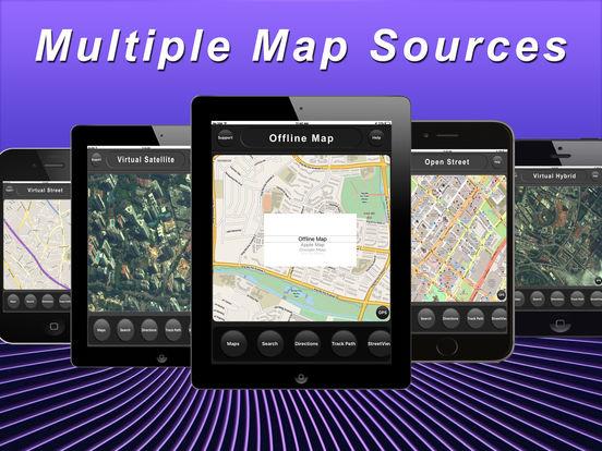 Petra - Jordan iPad Screenshot 1