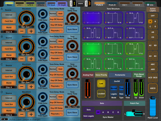 MIDI Designer Limited 2 Screenshots