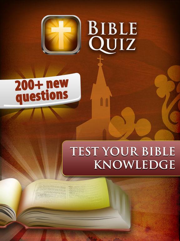 Bible Quiz Game Ⓑscreeshot 1