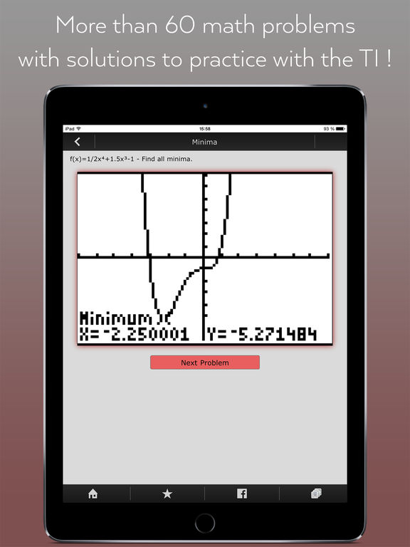 Graphing Calculator Manual TI-84 – for High School Screenshots