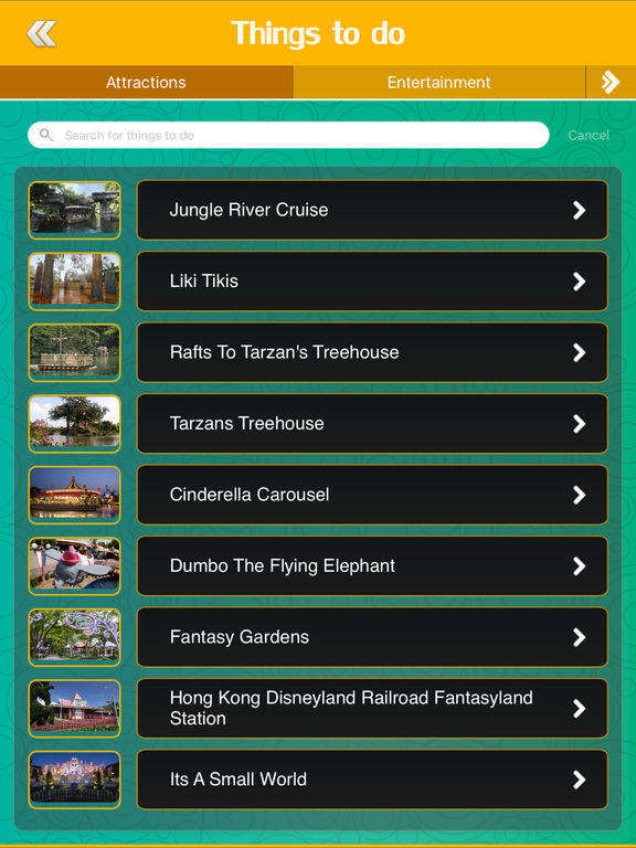 hong kong travel guide app