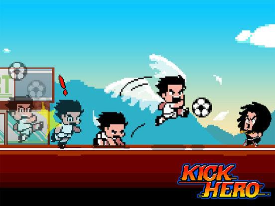 Скачать Kick Hero