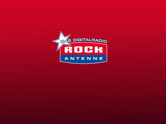 ROCK ANTENNE iPad Screenshot 1