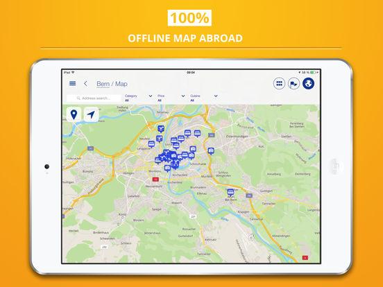 Bern City tripwolf Travel Guide iPad Screenshot 4