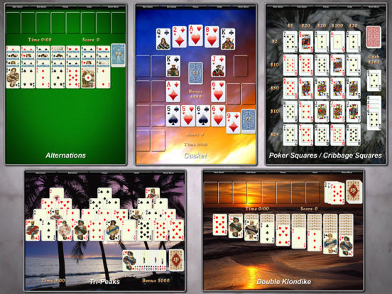 Screenshot #4 for Solitaire City (Free)