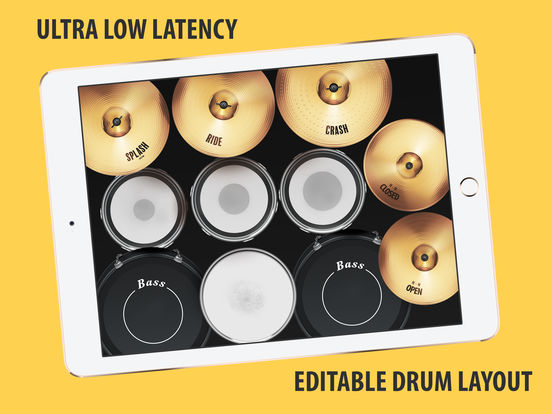 Drums Platinum Edition iPad Screenshot 1