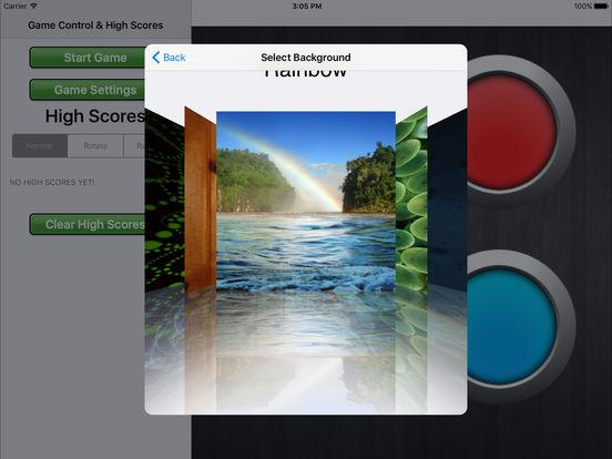 Mega Simon HD - Classic Memory Game iPad Screenshot 2