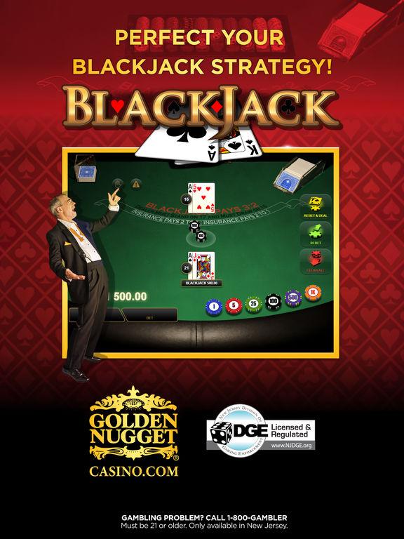 golden nugget casino online  app