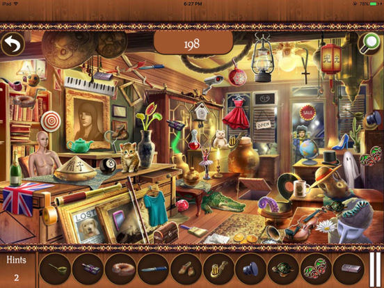 Hidden Object Games Missing Child
