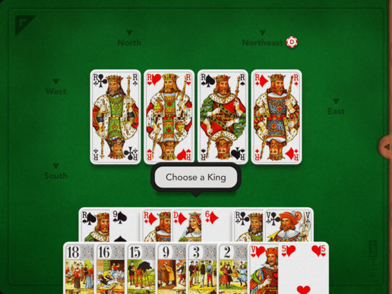 French Tarot Screenshots
