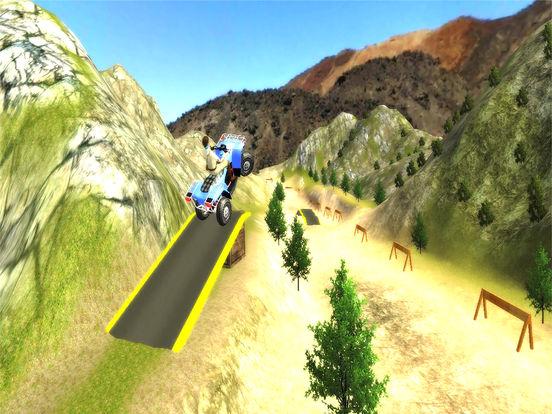 Extreme Quad Bike Stunts 3d Pro screenshot 9