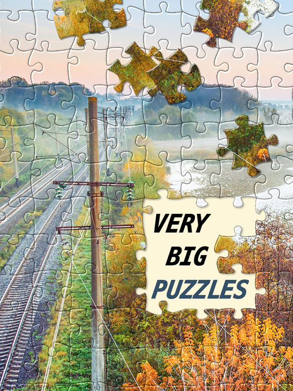 Puzzles & Jigsaws Pro Screenshots