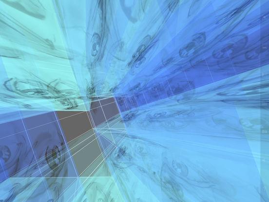 Unfolding Space iPad Screenshot 1