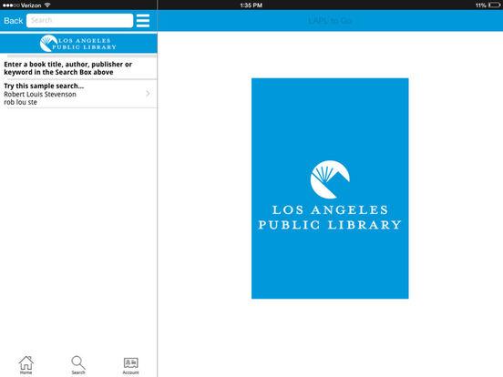 LAPL to Go iPad Screenshot 5