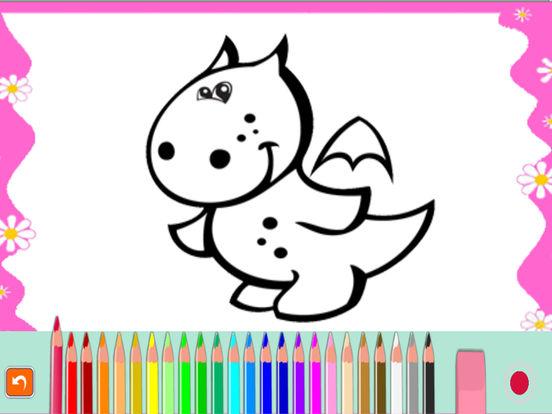 Мультфильмы Книжка-раскраска для ребенка Скриншоты10