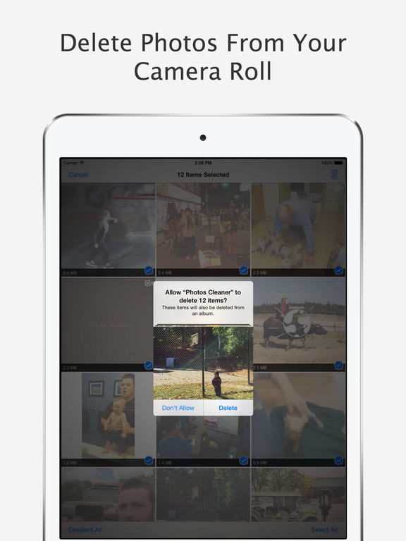 Photo Cleaner: Cleanup Your Photo Library Screenshot