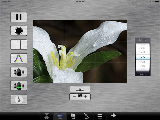 SetMyCameraPro - Tools for Photography screenshot