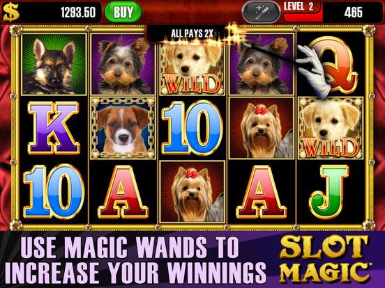 Magic Scarab Slot Machine - Play Online Video Slots for Free