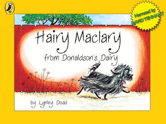 Hairy Maclary from Donaldson's Dairy iPad Screenshot 1