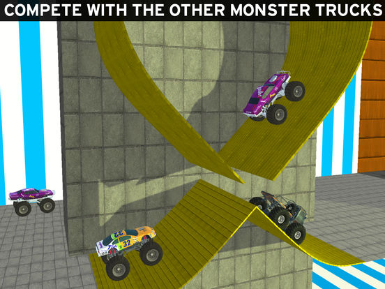 Скачать Furious Kids Monster Truck