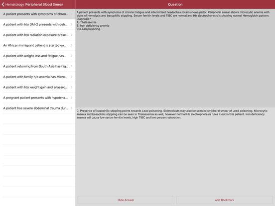 iMedicine Review iPad Screenshot 5
