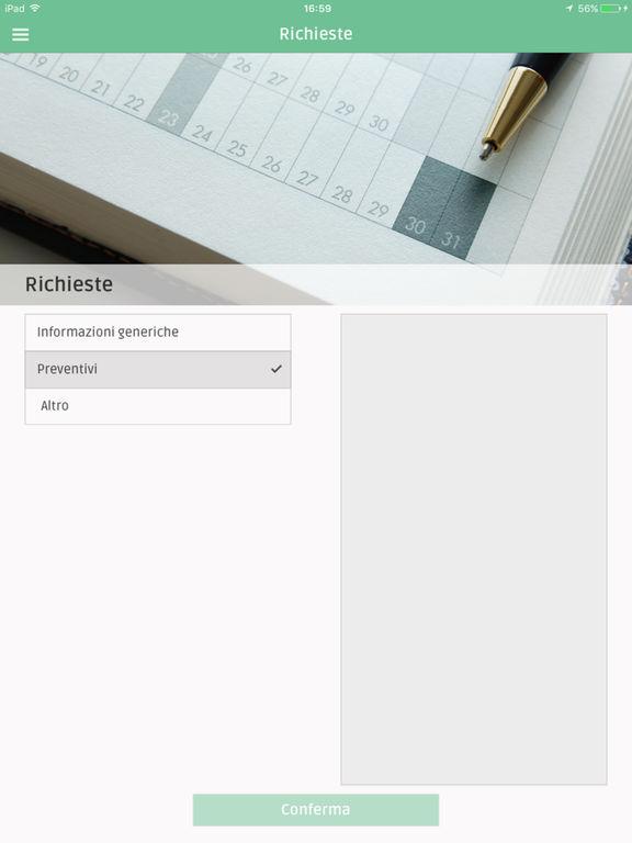 App shopper studio luzi medical for Albanesi arredamenti