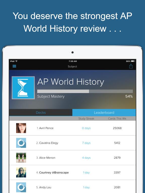 possible ap world history essay questions 2013