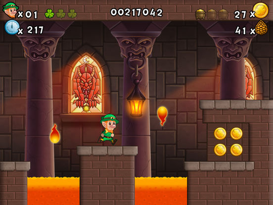 Lep's World 2 Plus - super best platformer games Screenshots